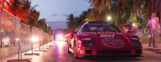 Gumball 3000 Rally – Edinburgh-image