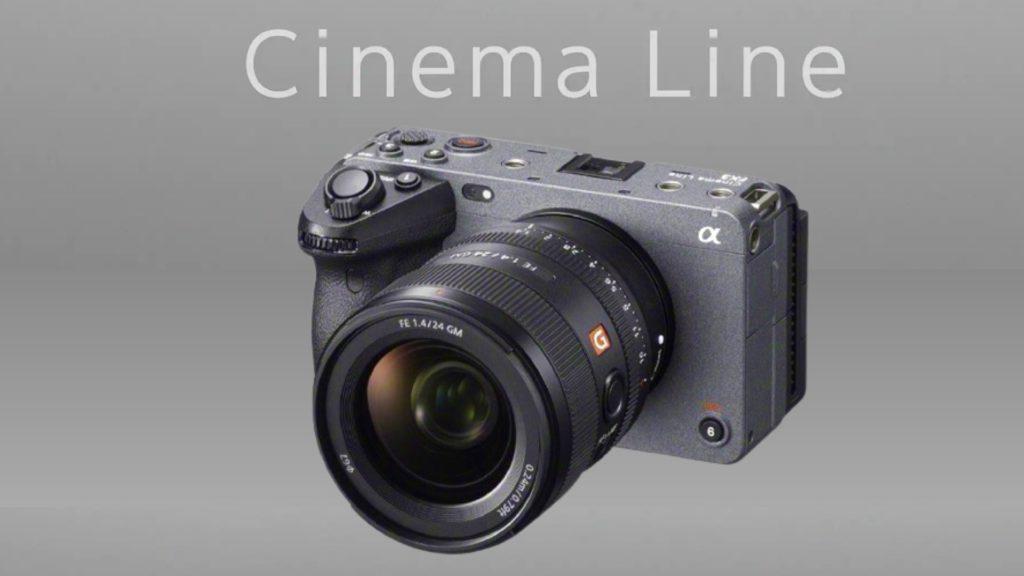 Sony FX3 Cinema Line Camera-image