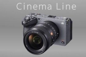 Sony FX3 Cinema Line Camera-image